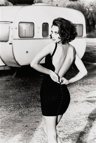 christy turlington new york by ellen von unwerth