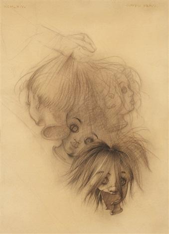les poupées by claudio bravo