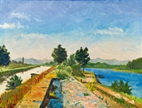 landschaft by johannes laurer