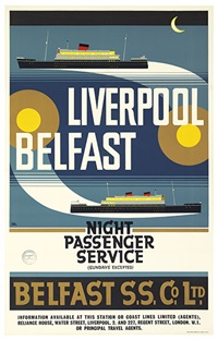 liverpool belfast by harry hudson rodmell