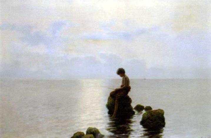 le petit pêcheur by d amilotti