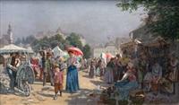 på marknaden by johann hamza