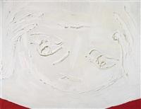 grande testa bianca (testa tragica) by virgilio guidi