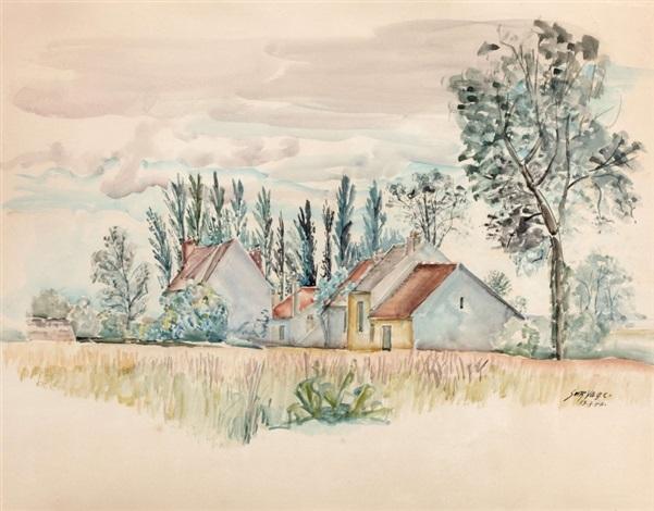 Maison De St Nom La Bretèche By Léopold Survage