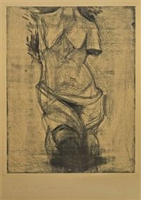 venus at sea by jim dine