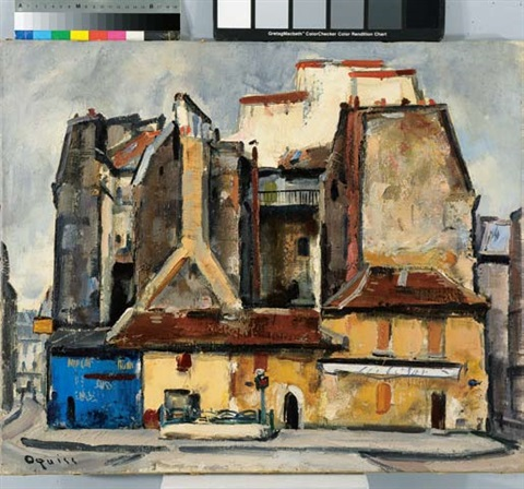 place st andré des arts by takanori oguiss