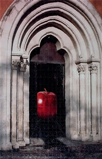 kilise ve elma by azade köker