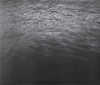 ocean by vija celmins