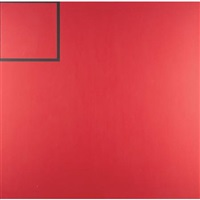 red painting no.3 by cary smith