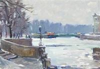 st. petersburg. channels by alexandre kremer