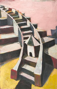 staircase by chuck connelly