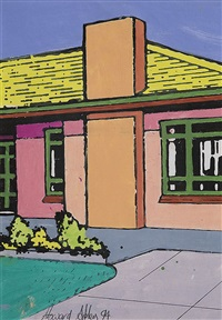 home by howard arkley