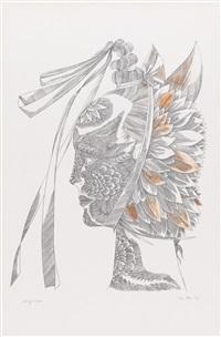 tätowierungen (16 works) by wolfgang hutter