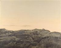 paysage vallonné by jean batail