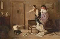 la chasse à la souris by hermann volz