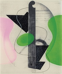 aerograph by man ray