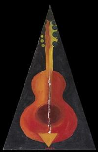 guitar by jerzy ryszard zieliñski