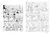 cosmik roger: sur le coup (+ sketch, smllr; 2 works) by julien cdm