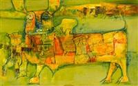 festival bull by j. sultan ali