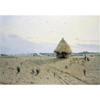 paysage à la meule by fernand (just) quignon