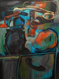landscape of absences by john aland