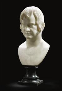 bust of giovanni battista niccolini by lorenzo bartolini