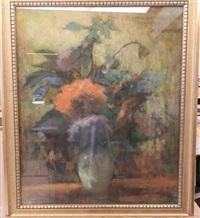 bouquet de fleurs by nicolae gropeanu