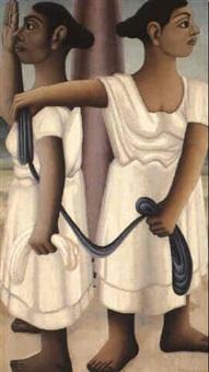 dos mujeres by francisco dosamantes
