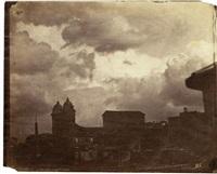 nuages (study) by carlo baldassare simelli