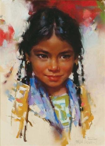 jasmine bright eyes by harley brown
