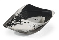 semi-covered bowl by james tower