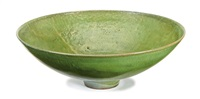 bowl by gertrud and otto natzler