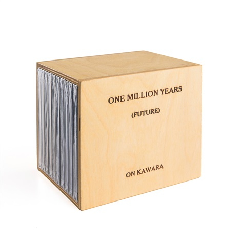 one million years past and future set of 10 by on kawara