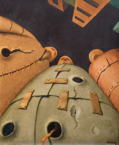 gigantes by gustavo alamon