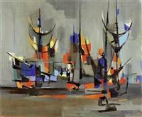 les bateaux by marcel mouly