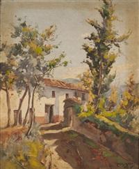 landscape by carlos augusto ramos