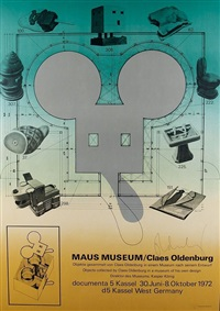 maus museum by claes oldenburg