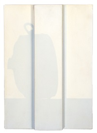 no. 262 (shadow of table clock) by jiro takamatsu
