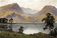 a highland loch by donald a. paton