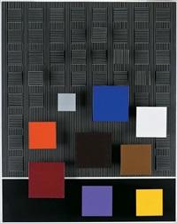 relation horizontal-vertical by jesús rafael soto