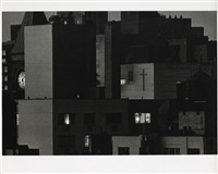 saint vincent's hospital, new york 15 novembre by andré kertész