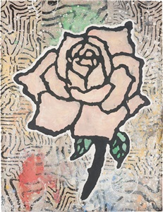 artwork by donald baechler