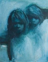 two women by alan william baker