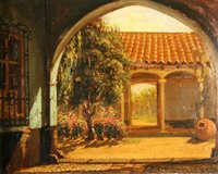 la serena patio by alfredo lobos