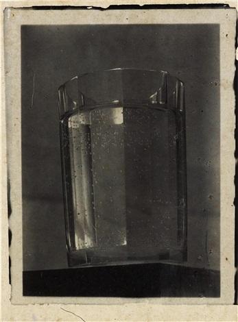 water glass by josef sudek