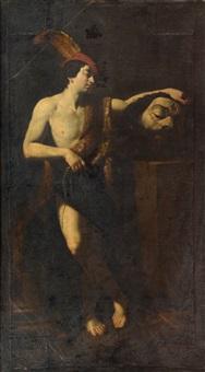 david et goliath by guido reni