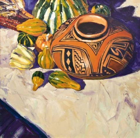 tesuque still life by william c hook