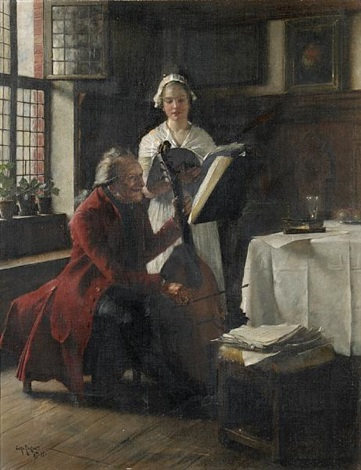 a musical moment by carl rickelt