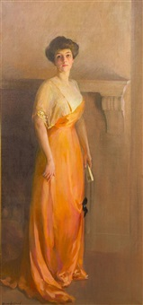 mrs. laura stackpole by wilton robert lockwood