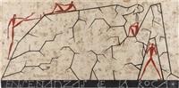 enseñanzas de la roca by josé bedia